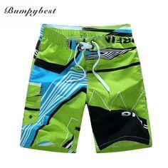 swimsuit Quick Dry Men Shorts Brand Summer Casual Clothing Geometric Shorts  Men s Board Beach Shorts 85de54920d0f