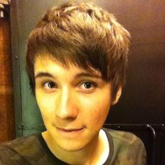 danisnotonfire, that face, those eyes. TOO CUTE!