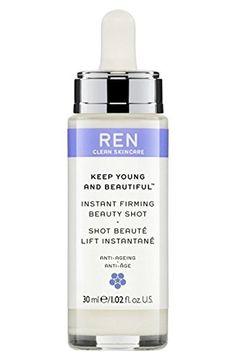 Ren Keep Young and Beautiful Instant Firming Beauty Shot 30ml REN
