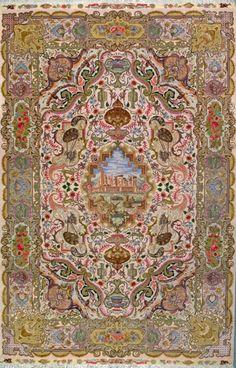 Tabriz Persian Rug, Buy Handmade Tabriz Persian Rug 6 9 x 10 0, Authentic Persian Rug $16,500.00More Pins Like This At FOSTERGINGER @ Pinterest