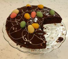 Sjokoladekake med appelsinsmak - krem.no