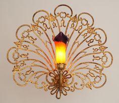 http://www.ebay.de/itm/Einzelstueck-Jugendstil-Shabby-Chic-Wandlampe-Landhaus-Messing-Wandleuchte-/311695774498  EUR 215,10