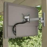 """Articulating Wall or Pole Bracket for 23"""" LCD TV"""