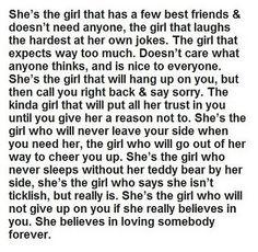 That's us girls!!!