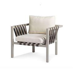 Jibe Outdoor Lounge Chair- ELLEDecor.com