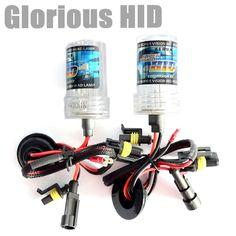 2 pcs 35 W ampoule xénon HID remplacement H1 H3 H4 H7 H11 H8 9005 HB4 9006 881 H27 lampe 4300 k 6000 k 8000 k lumière pour voiture source de lumière