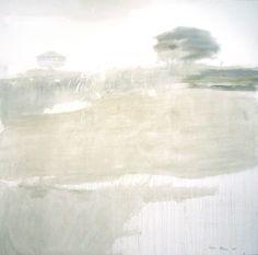 Paisaje con árbol. Mix media on canvas. 195 x 195. 2010. www.victoralba.com