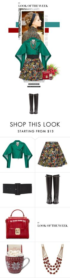 """""""[333] - Retro Floral"""" by ginevra-18 ❤ liked on Polyvore featuring Andrea, Chanel, Antonio Berardi, VIVETTA, Rochas, Valentino, Dolce&Gabbana, Lucky Brand, Boots and polyvoreeditorial"""