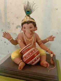 Jai Ganesh, Ganesh Lord, Ganesh Idol, Shree Ganesh, Lord Shiva, Clay Ganesha, Ganesha Painting, Ganesha Art, Ganpati Bappa Wallpapers