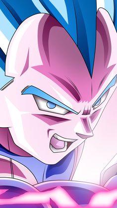 Super Saiyan Blue Vegeta, my favorite character of all time