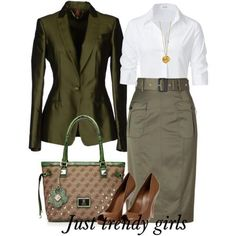 Fashion work wear for woman | Just Trendy Girls
