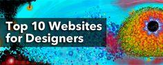 website inspiration for designers