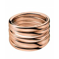 Stainless Steel ring Sumptuous by Calvin Klein -