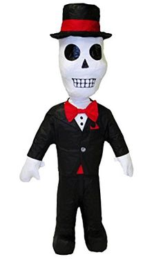 Day Dead Skull Pinata 28 Wedding Decoration Game and Prop Skeleton Groom >>> You can find out more details at the link of the image. (This is an affiliate link)