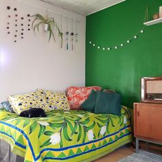 Green home and deco