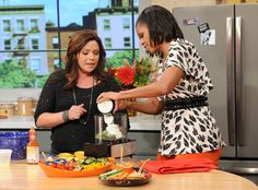 First Lady Michelle Obama's Tips to Get Kids to Eat Veggies