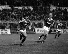 Benfica - Steaua Buacareste, Meia-final da TCCE, 1987/88