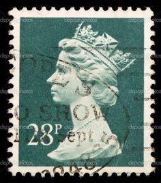 vintage postage London