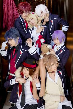 cosplay Subaru Sakamaki(Diabolik Lovers) | YUMEHI- Everyone looks amazing!!!!