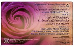 Past Events » Enlightenment Music Series