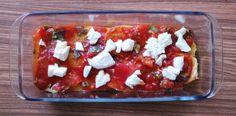 Cuketové lasagne (fotorecept) - Recept Bruschetta, Ethnic Recipes, Food, Lasagna, Essen, Meals, Yemek, Eten