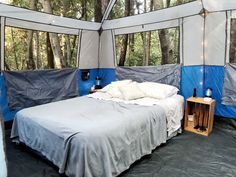 How to Create a Glamping Tent — Mushroom Momma Camping Set Up, Camping Glamping, Camping Life, Camping Hacks, Outdoor Camping, Camping Stuff, Camping Ideas, Camping Swag, Camping Outfits