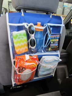 Car Organizer I think I could make this out of duck tape