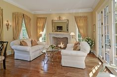 A Beautiful French Provincial Stone Mansion in Hinsdale, IL.