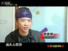 Video of Jia Yuanyuan who has 1.7 meters long hair-2