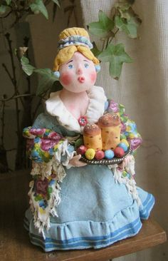 Russian Online Diaries Service- This is a simple word for MUZKOLKI. Discussion on LiveInternet – The Russian Online Diaries Service - Sarah Kay, Porcelain Ceramics, China Porcelain, Cotton Crafts, China Sets, Ornaments Design, Paperclay, Salt Dough, Traditional Art