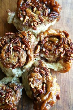Cinnamon Rolls via Alexandra's Kitchen