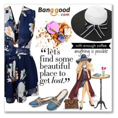 """""""Banggood #3"""" by little2amsterdam ❤ liked on Polyvore"""