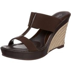 Charles by Charles David Women's Tickle Wedge Sandal,Brown,6.5 M US Charles by Charles David. $41.40