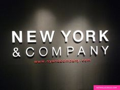 New York and Company. I discovered it as a teenager. I loved the Jean Skirts.