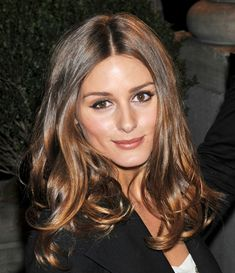 Olivia Palermo at the Marchesa Fall 2012 Show in NYC