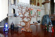 Custom Playmobil Harry Potter Hogwarts Castle