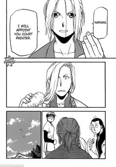 Everything in there scene is just priceless - Manga The Heroic Legend of Arslan (ARAKAWA Hiromu) - Chapter 5 - Page 36