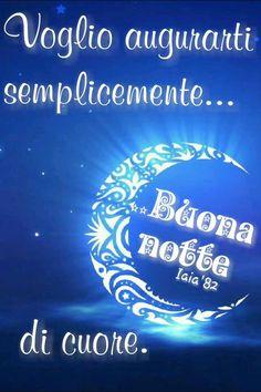 Buonanotte, dediche, luna,