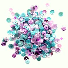Add a touch of sparkle, glitz and glam to your craft projects with this sparkling mix! A beautiful selection of sparkly sequins, stars, seed