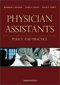 THE definitive book on the PA profession