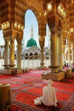 Medina— the radiant.