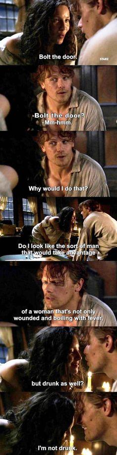 Outlander S03E11 - Jamie & Claire