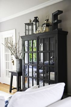 Home decor – Formal living rooms – Home – Furniture – Home living room – Living furniture – Ho – Modern Formal Living Rooms, Home Living Room, Living Room Decor, Modern Living, Kitchen Living, Small Living, Black Furniture, Living Furniture, Furniture Design