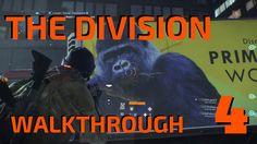 The Division Walkthrough Part 4 - Found Some Buddies (PS4 Gameplay)