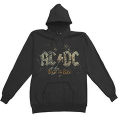 AC/DC Men's Rock Or Bust Hooded Sweatshirt Black - http://bandshirts.org/product/acdc-mens-rock-or-bust-hooded-sweatshirt-black/