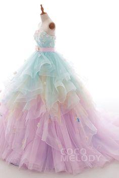 Pretty Prom Dresses, Unique Prom Dresses, Cute Dresses, Beautiful Dresses, Frack, Quince Dresses, Fantasy Dress, Quinceanera Dresses, Dream Dress