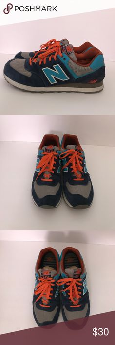 New Balance 574 men Classic Used, good condition. Men's sneakers Encap New Balance Shoes Sneakers