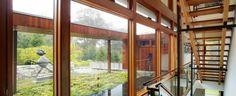 Brown House par Eliot Noyes – maison d'architecte à vendre