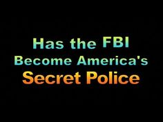 Has the FBI   Become America's Secret Police?, 1928b - YouTube
