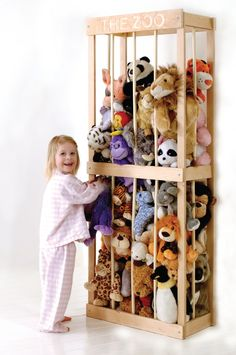 Toy Storage Ideas The Little Zookeepers Toy Storage Solutions Smart Kids Toys